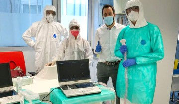 Combating coronavirus overseas | VINNO once again empowers world with Chinese ultrasound